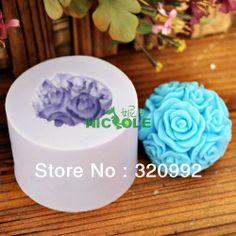 stampo silicone per sapone