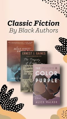 Add these classic books by Black writers such as James Baldwin, Toni Morrison, and Alice Walker to your home library. Reading Lists, Book Lists, Harlem Renaissance Writers, Classics To Read, New Books, Books To Read, African American Authors, Short Novels, Alice Walker