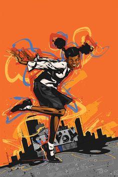 Martin French — Norma Miller Rabbit Illustration, Art Et Illustration, Images D'art, Jazz Art, Dance Art, Dance Photography, Grafik Design, Skull Art, Graphic