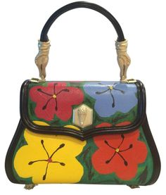 Barry Kieselstein-Cord Hand Painted Trophy Multi Clutch. Get the trendiest  Clutch of the 92383e94b057d