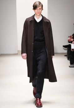 Jil Sander menswear fall/winter 2015