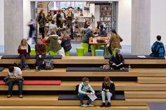VUW Campus Hub / Architectus + Athfield Architects
