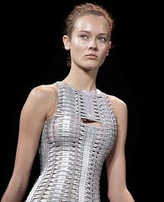 Herve Leger Fashion Week Runway Couture Diy Gallery