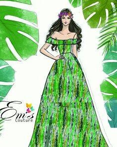 RAYON D.NO 1038 #fashioniblogger #fashionday #fashionista #newstyletowear #lookofday #fashionpost  #couturedress  #beachtheam #gogreen  #printedfabric #pritablefashion #emsprintedpost