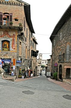 - Assisi, Italy