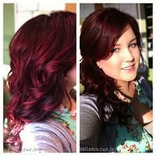 red hair with foils - Google Search