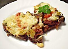Recept na Ďábelské topinky Beef, Cooking, Food, Meat, Kitchen, Kochen, Meals, Ox, Yemek