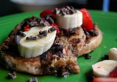 Double-Dipped Vegan French Toast