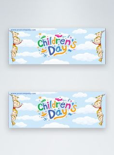 happy children day facebook cover banner happy children's day,children's day,facebook banner,facebook cover,cartoon children, social media, hand-drawn#Lovepik#template