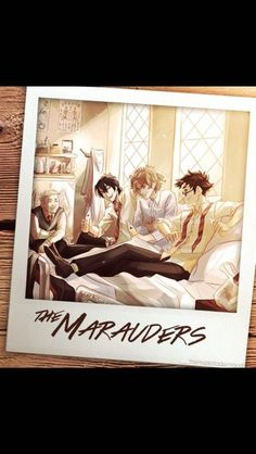 Page 2 Read Especial Merodeadores from the story DRARRY & WOLFSTAR by with reads. Harry Potter Fan Art, James Potter, Harry Potter Comics, Mundo Harry Potter, Harry Potter Puns, Harry Potter Drawings, Harry Potter Pictures, Harry Potter Cast, Harry Potter Universal