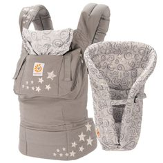 Ergobaby Original Baby Carrier - Bundle of Joy - Galaxy Grey, $135.00 I LOVE IT!  (So does my ChicoPeanut)