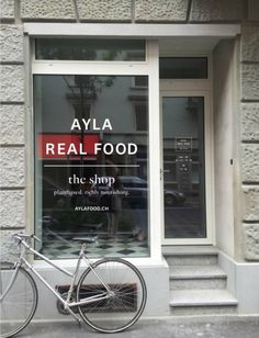 NEU in der Stadt: Ayla Real Food – gesund & vegetarisch Real Food Recipes, Shopping, City, Health, Tips, Food