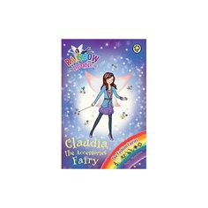 Claudia the Accessories Fairy (Rainbow Magic: The Fashion Fairies) - English Wooks