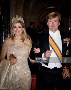 Dutch Royal Family held a gala dinner for Corps Diplomatique.    23-5-2017