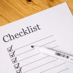 invallen checklist invallers