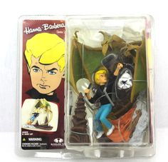 McFarlane Jonny Quest Hanna Barbera Series 2 Action Figure 2006 #McFarlaneToys #weboys10