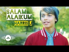 'Salam Alaikum' is the first official music video to be released from Awakening artist Harris J's debut album 'Salam' and is directed by Mike Harris. Islamic Music, J Song, Harris J, Maher Zain, You Are Cute, Amy Winehouse, Music Mix, Pop Singers, Online Gratis