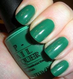 Green from OPI