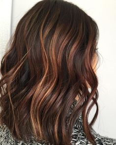 Top 19 Rose Gold Hair Color Ideas Trending in 2019 – Rose hair Ash Brown Hair With Highlights, Brown Hair With Blonde Balayage, Strawberry Blonde Highlights, Summer Highlights, Brown Hair Rose Gold Highlights, Pixie Highlights, Thick Highlights, Honey Highlights, Auburn Highlights