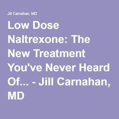 low dose naltrexone and liver