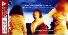 "For Sale - Miranda Sex Garden Gush Forth My Tears Japan Promo  3"" CD single (CD3) - See this and 250,000 other rare & vintage vinyl records, singles, LPs & CDs at http://991.com"