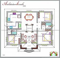 House Plans And Elevations In Kerala Beautiful Kerala Housing Plans Decor 2 Bedroom Small Floor Plan Ideas And