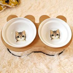New High-end Pet Bowl Bamboo Shelf Ceramic Feeding and Drinking Bowls for Dogs and Cats Pet Feeder Accessories Ceramic Dog Bowl, Bamboo Shelf, Pet Feeder, Halloween Sale, Dog Feeding, Pet Bowls, Small Dogs, Dog Breeds, Your Pet