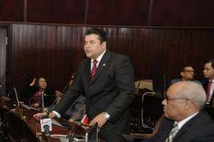 La presidenta de la Cámara de Diputados, Lucía Medina, felicitó al diputado Tobías Crespo y a los integrantes de la comisi...