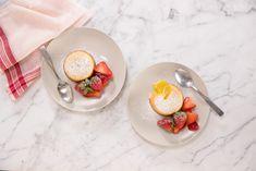 How to Make Lemon Lava Cakes |