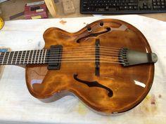 Instruments » Victor Baker Guitars NYC