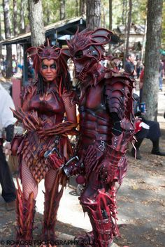 Carolina Renaissance Festival is where the wild things are..