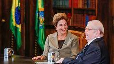 """revistaforum: Jô Soares, sobre entrevista com Dilma: """"Queriam tanto ouvir que não teve sequer panelaço"""". …"""