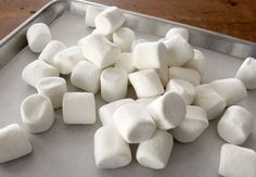 The marshmallow in lab test