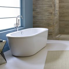 Cadet Freestanding Bathing Pool American Standard Tub To Shower Remodel Soaker