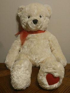 HALLMARK SWEET HUGS BEAR Anniversary SOFT PLUSH TEDDY Animal Doll Toy BABY SOFT #Hallmark #AllOccasion