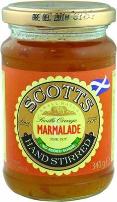 Scotts Scotch Orange Marmalade 340 g (Pack of 4) by Scotts, http://www.amazon.co.uk/gp/product/B007R1I1FG/ref=cm_sw_r_pi_alp_ykWNqb0BNBTSG