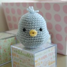 Moxie Fab World: Five (x3) for Friday: Crocheted Love for Mother's Day