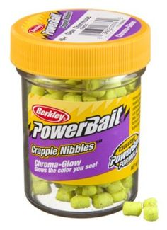 Buy the Berkley PowerBait Chromo-Glow Crappie Nibbles and more quality Fishing, Hunting and Outdoor gear at Bass Pro Shops. Crappie Fishing Tips, Carp Fishing, Kayak Fishing, Fishing Boats, Fishing Hole, Going Fishing, Best Fishing, Fishing Stuff, Different Fish