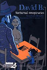 Nocturnal Conspiracies: Nineteen Dreams « Read About Comics