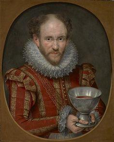 Tom Derry, fl. 1614. Jester to Anne of Denmark