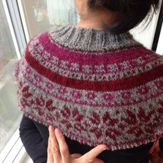 from contruction is top-down, which is designed for Knits, Knitted Hats, Knitwear, 18th, Turtle Neck, Wool, Knitting, Instagram Posts, Sweaters
