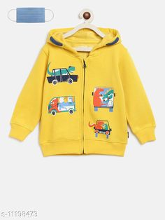 Sweatshirts & Hoodies Li'l Tomatoes Boys Sweatshirt With FREE 3-Ply Face Mask Fabric: Cotton Sleeve Length: Long Sleeves Pattern: Printed Multipack: 1 Sizes:  5-6 Years (Chest Size: 30 in, Length Size: 19 in)  3-4 Years (Chest Size: 28 in, Length Size: 18 in)  12-18 Months (Chest Size: 24 in, Length Size: 14 in)  18-24 Months (Chest Size: 25 in, Length Size: 15 in)  2-3 Years (Chest Size: 26 in, Length Size: 16 in)  Country of Origin: India Sizes Available: 2-3 Years, 3-4 Years, 5-6 Years, 12-18 Months, 18-24 Months   Catalog Rating: ★4.4 (768)  Catalog Name: Lil Tomatoes Boys Sweatshirts with a Free Gift CatalogID_2088141 C59-SC1177 Code: 674-11198473-9021