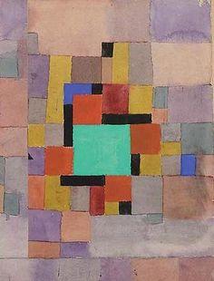 Paul Klee: The Bauhaus Years, 3rd May - 14th June, 2013 - Dickinson