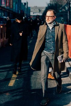 The women's wear shows in London, Milan, Paris, and New York offer a bounty of inspirational outfits, worn by some of the most stylish men on planet Earth.