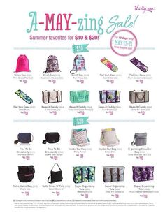 Available while supplies last. www.mythirtyone.com/ladonnaavery