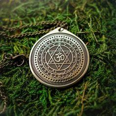 Etsy :: Your place to buy and sell all things handmade Yantra Tattoo, Shiva Tattoo, Adventure Symbol, Seven Archangels, Tantra Art, Chakra Tattoo, Shri Yantra, Lord Balaji, Lord Shiva Family