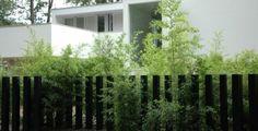 ronde palen in tuin - Google zoeken