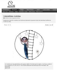 L'irrésistible mobile de Mimi Rondelle
