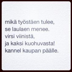 päivän runo 4.3.2014
