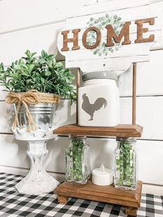 Dollar Tree Decor, Dollar Tree Store, Dollar Tree Crafts, Dollar Stores, Decor Crafts, Diy Crafts, Wood Crafts, Budget Crafts, Do It Yourself Home